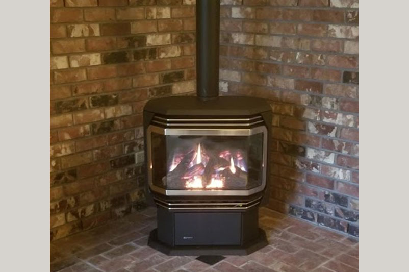 Direct Vent Freestanding Stove