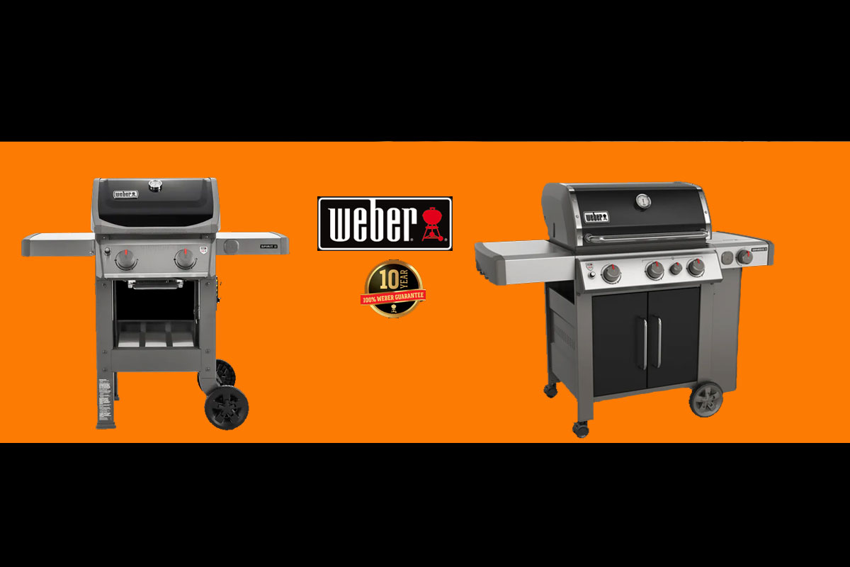 Weber Barbeque Grills